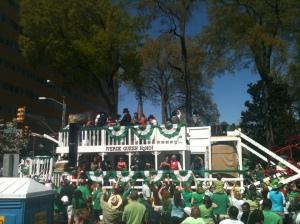 Mal's St. Paddy's Parade