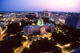 Jackson, MS State Capitol Building