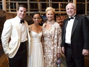 McCain-Swift Wedding